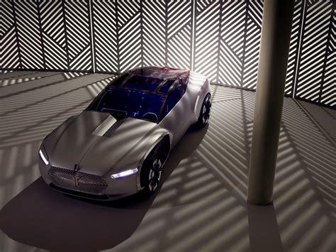 Renault Coup Corbursier Concept Juste Pour Le Plaisir