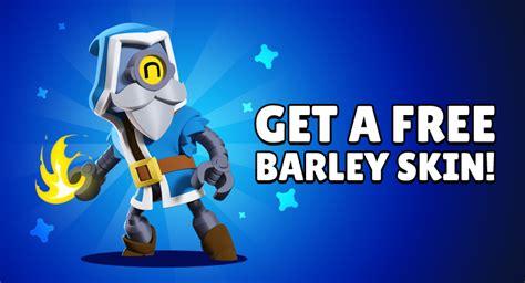 wizard barley skin   brawl stars
