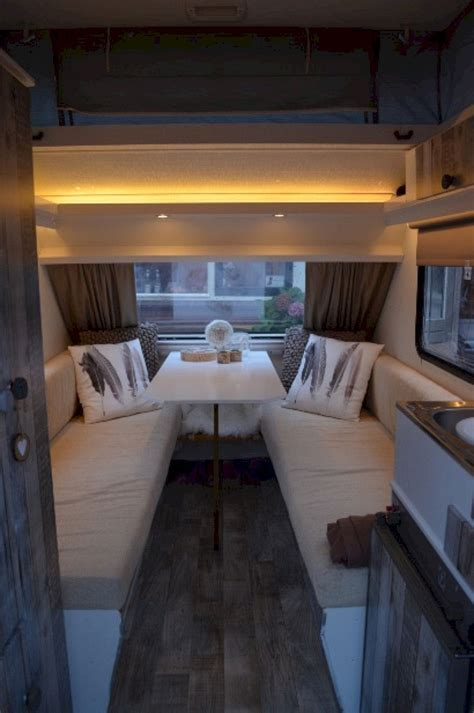 Diy Caravan Upholstery by Top 15 Diy Cer Interior Remodel Ideas You Can Try