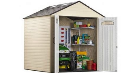 home depot canada rubbermaid big max shed only 600