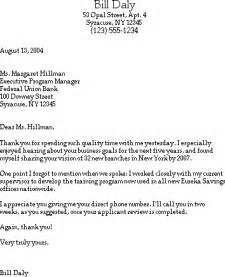 thank you letter for someone forwarding your resume sle thank you letter after a for trainee