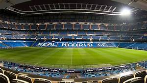 Real Madrid Santiago Bernabeu stadium wallpapers ...