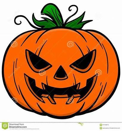 Lantern Jack Illustration Vector Pumpkin Halloween Scary