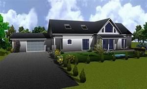 architecte 3d silver 2016 le logiciel d39architecture 3d With concevoir sa maison en 3d
