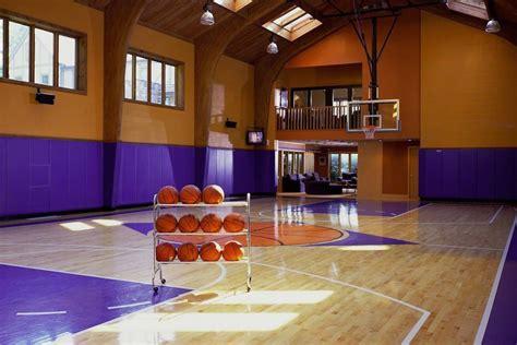 indoor basketball court home basketball court indoor
