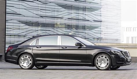 Новый Mercedes-maybach S-class 2016