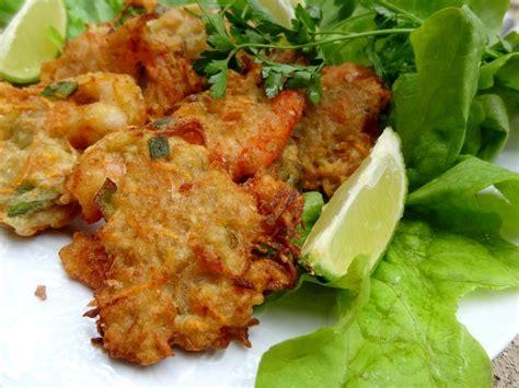 cuisiner les crevettes recette de l 39 ukoy cuisine des philippine la tendresse