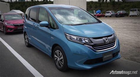 Honda Freed 2018  Autonetmagz  Review Mobil Dan Motor