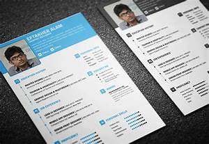 100 best free business cards resume templates and more of for Resume business card