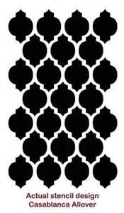 Free Printable Moroccan Stencil Patterns