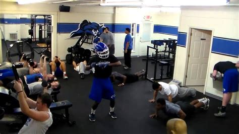 lindsey wilson college football harlem shake youtube