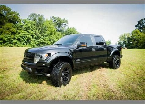 2013 Ford F 150 Raptor SVT Dealer Demo for Sale   1921240