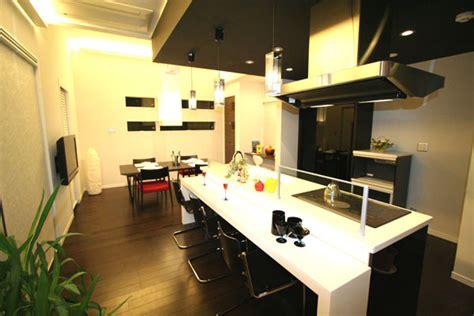 Dining Kitchen Designデザインギャラリー埼玉県の注文住宅  料理が楽しくなるキッチン