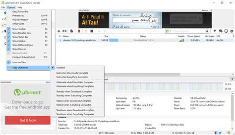 Portable Utorrent Download