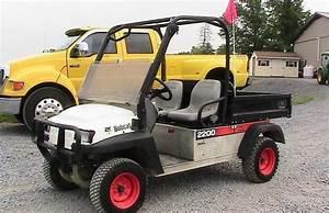 Bobcat 2200 Utility Vehicle Service Repair Workshop Manual 235311001