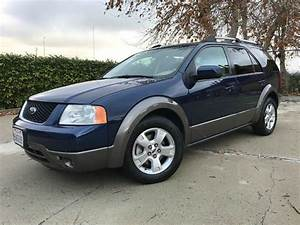 2006 Ford Freestyle Sel 4dr Wagon In Anaheim Ca