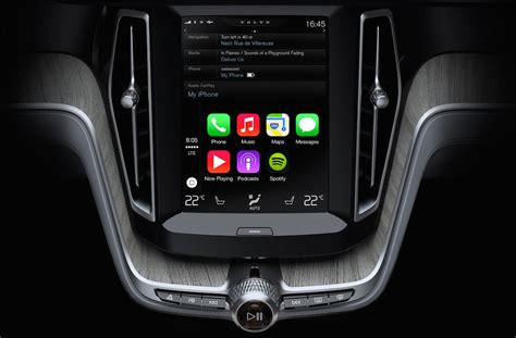 what is carplay for iphone apple carplay is bringing an ios interface to your car