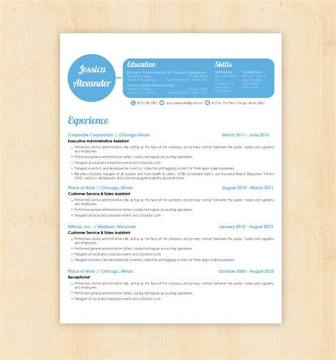 Resume Doc Or Docx by 1000 Images About Resume Cover Letters On
