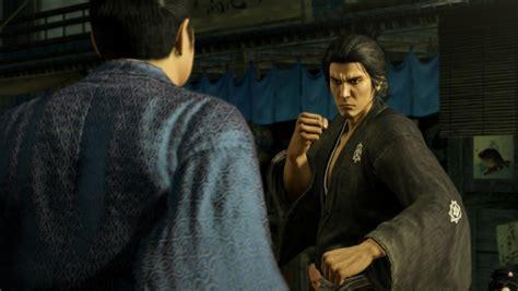 yakuza game   development gematsu