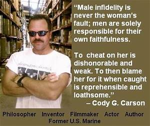 Cody G. Carson:... Responsible Producer Quotes