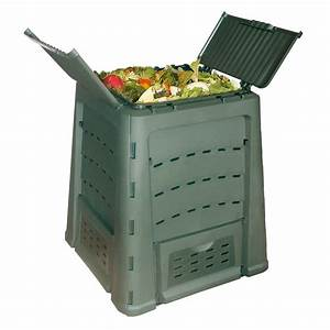 Exaco Thermoquick 88 Gallon Wibo Recycled Plastic Compost