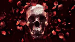 Skull wallpaper - 1225858
