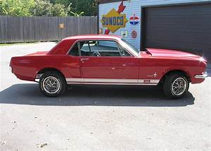 1966 FORD MUSTANG CUSTOM COUPE61458