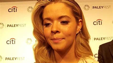 Pretty Little Liars' Sasha Pieterse Talks Alison's Love ...