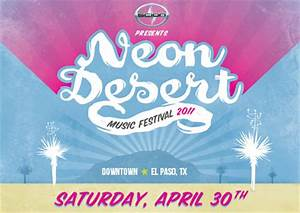 Neon Desert Music Festival to light up the Sun City