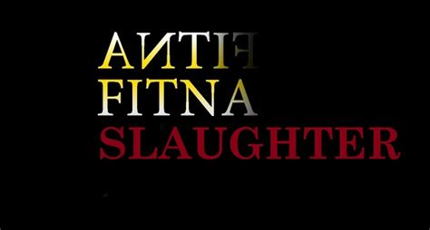 Why Resisting Islam [fitnah] Is Worse Than Slaughter, Part