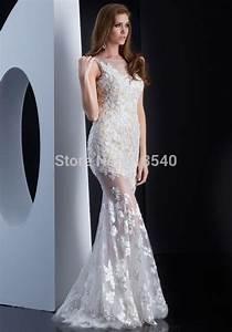 la mode des robes de france robe longue blanc dentelle With robe en dentelle pas cher
