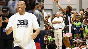 LaVar Ball Says Bronny James Would Have To Try Out For The JBA