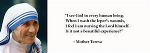 Mother Teresa Write Spirit