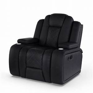 Synergy Home Furnishings Transformer Manual Recliner