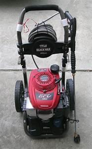 New     Black Max Gcv160