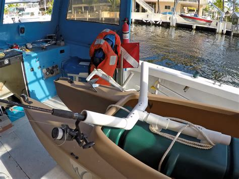 Fishing Boat Pole Anchor by Rod Holders Wavewalk 174 Fishing Kayaks Boats And Skiffs