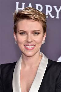 SCARLETT JOHANSSON at AMFAR 2017 New York Gala 02/08/2017 ...