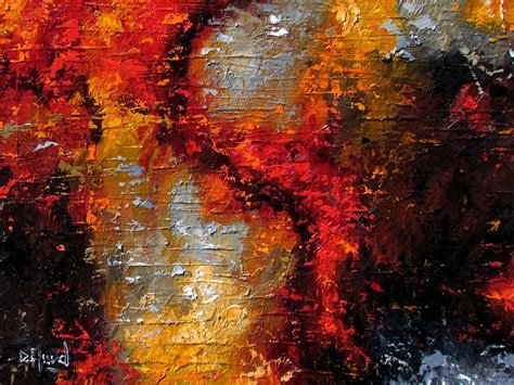 Abstract By Black Artists by Abstract Abstract Painting Black Paintings By