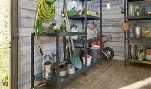 Range Outils De Jardin Castorama : bien ranger ses outils dans son garage meuble modulable pour am nager un atelier ~ Nature-et-papiers.com Idées de Décoration