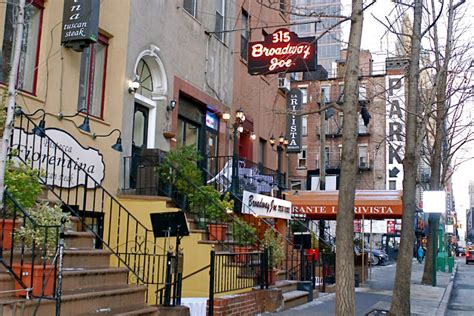 Nyc ♥ Nyc Hell's Kitchen And Restaurant Row