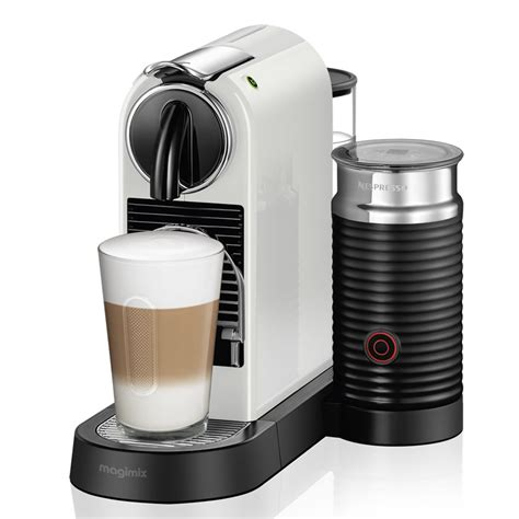 magimix nespresso white citiz milk jarrold norwich