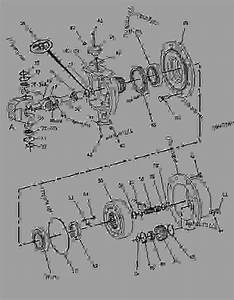 Cat 416b Backhoe Parts Diagram