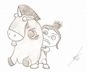 Draw Agnes From Despicable Me Google Search What To