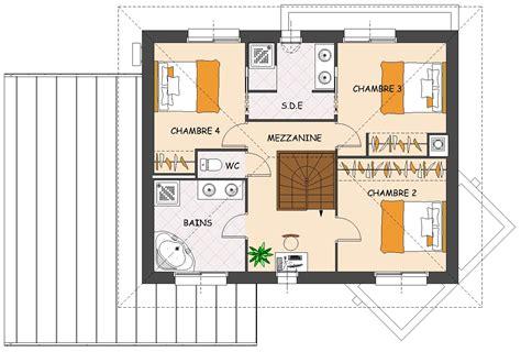 plan chambre parentale excellent attrayant plan chambre avec salle de bain et