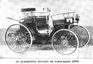 Ford Paris Brest : file le quadricycle peugeot de paris brest paris en 1891 pilot par rigoulot ing nieur et ~ Medecine-chirurgie-esthetiques.com Avis de Voitures