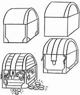 Treasure Chest Coloring Draw Learn Chests Lets Sheets Drawings Let Closed Play Kidsplaycolor sketch template