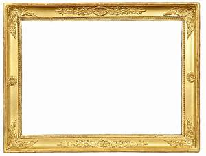 Cadre à Décorer : petit cadre palmettes d 39 poque restauration xixe ~ Zukunftsfamilie.com Idées de Décoration