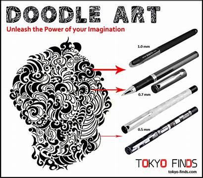 Doodle Pens Finds Tokyo Want