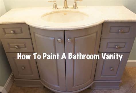 home  baxter painted bathroom vanity reveal