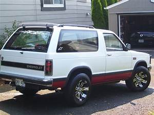 1986 Chevrolet S-10 Blazer
